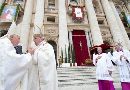 Seis anos atrás, a canonização de João Paulo II