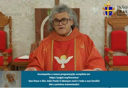 Mensagem do Padre Batalha sobre a reabertura da Igreja para as Missas presenciais