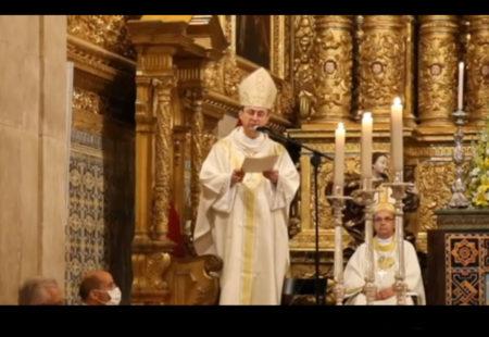 Com a posse de Dom Sérgio em Salvador, a Arquidiocese de Brasília se torna vacante